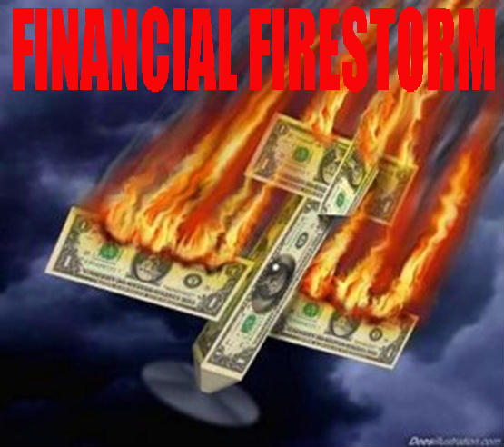 financial firestorm