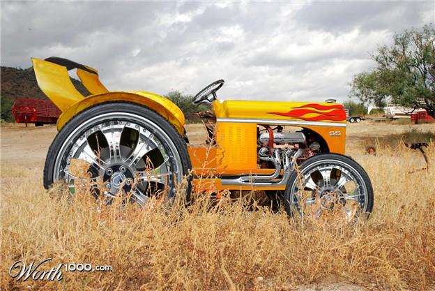pimp tractor