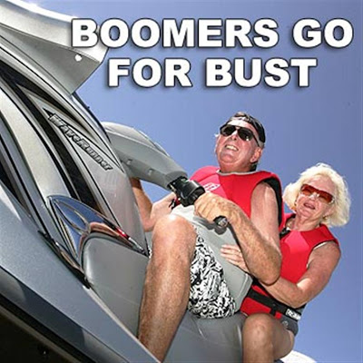 Boomers go for bust