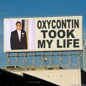 Oxycontin Took My Life