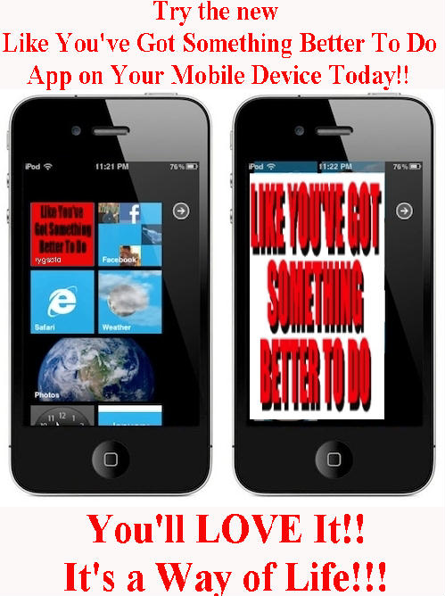 lygsbtd phone app a way of life