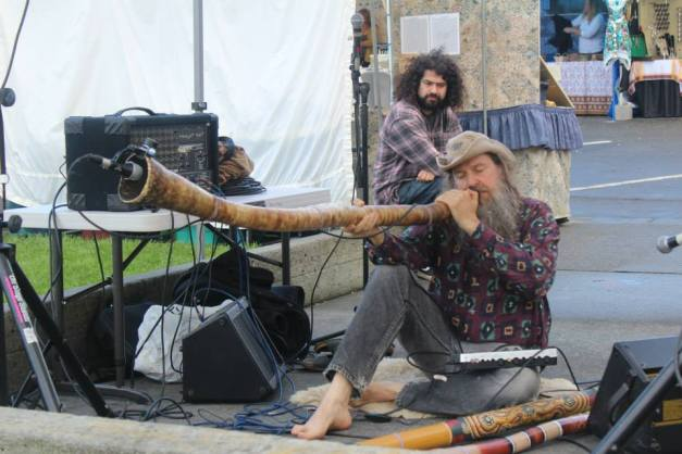 John Hardin electric Didgeridoo