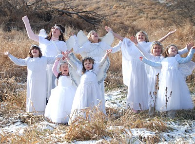 angelic choir