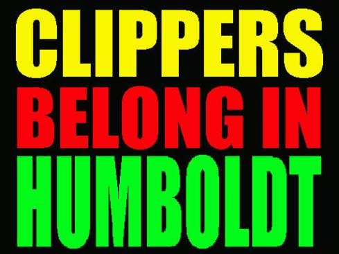 HUMBOLDT CLIPPERS BELONG