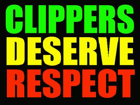 HUMBOLDT CLIPPERS DESERVE RESPECT