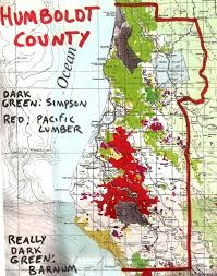 humboldt county map