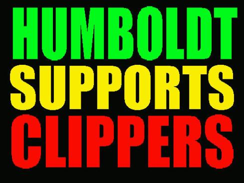 HUMBOLDT SUPPORTS CLIPPERS