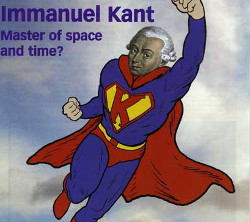 kant space and time