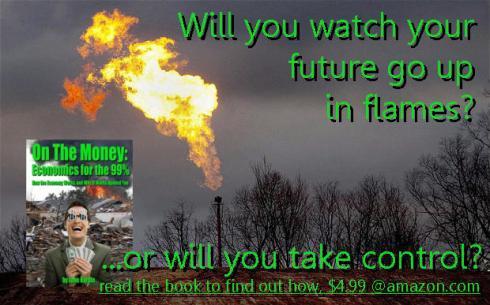 OTM gas flare