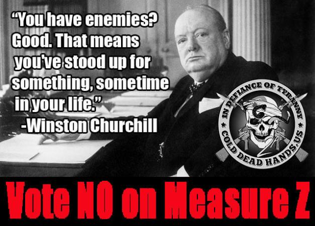 z churchill quote