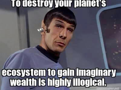 spock highly illogical