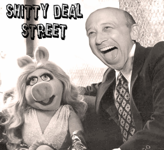 shitty deal street