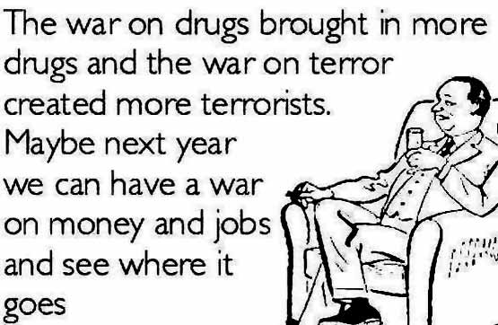 war-on-drugs money and jobs