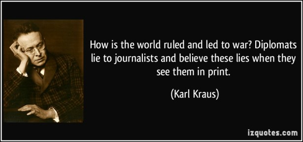 karl kraus quote