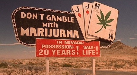 marijuana gamble