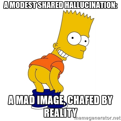 shared-hallucination